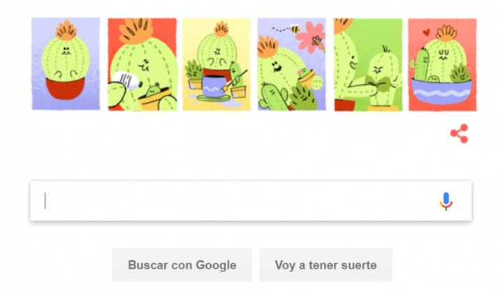 Imagen - Google celebra el Día de la Madre con un Doodle