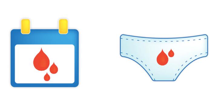 Organización pide crear emoji con el período femenino