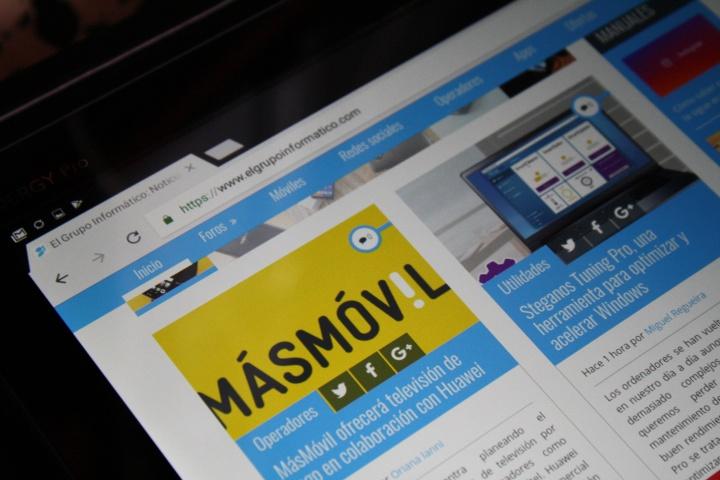Imagen - Review: Energy Tablet Pro 3, un tablet con un buen diseño e interesantes especificaciones
