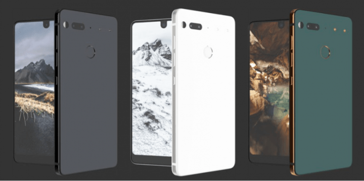 Imagen - Essential Phone, el teléfono del creador de Android ya es oficial