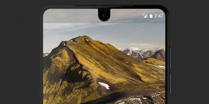 Essential Phone, el teléfono del creador de Android ya es oficial
