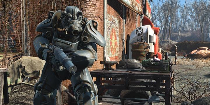 Fallout 4, gratis en Xbox One y Steam hasta el 29 de mayo