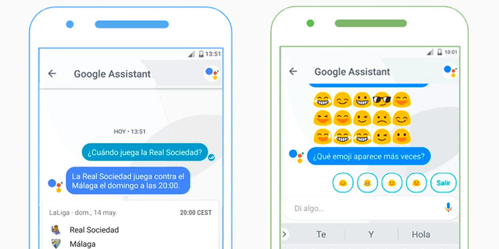 Imagen - Google Assistant ya está disponible en español
