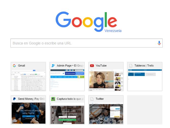Imagen - Chrome corrige un absurdo error de diseño