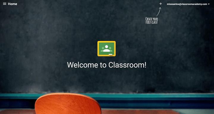 Google Classroom, la plataforma de cursos gratis, ya disponible para todos