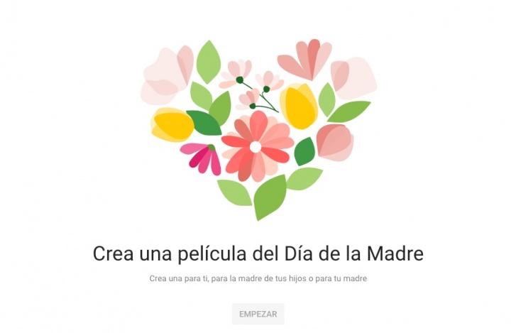 Imagen - Cómo crear un vídeo personalizado para el Día de la Madre