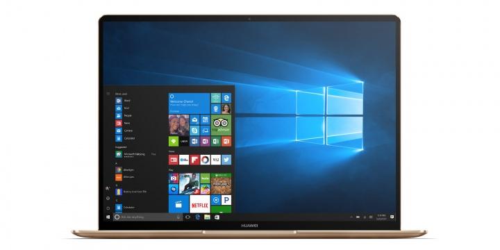 Imagen - MateBook X, MateBook E y MateBook D, la gama de portátiles de Huawei