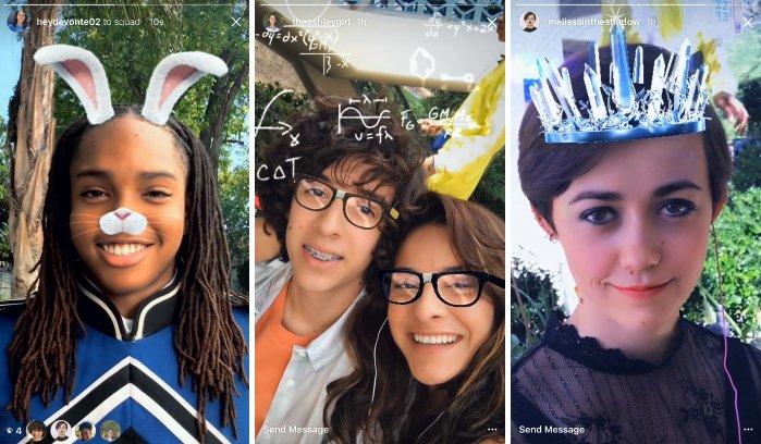 Imagen - Instagram añadirá comunidades de estudiantes