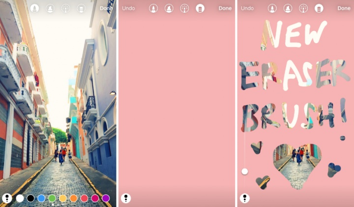 Imagen - Instagram añade filtros faciales tipo Snapchat