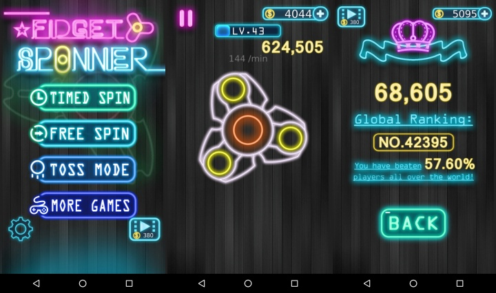 Imagen - Descarga Fidget Spinner, el juego para Android que arrasa