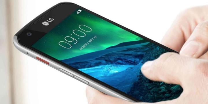 Imagen - LG X Venture, el nuevo móvil de LG con mucha batería