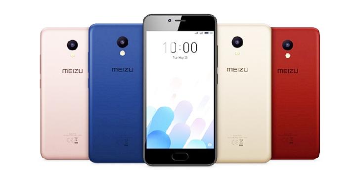 Meizu M5c ya es oficial: conoce sus especificaciones