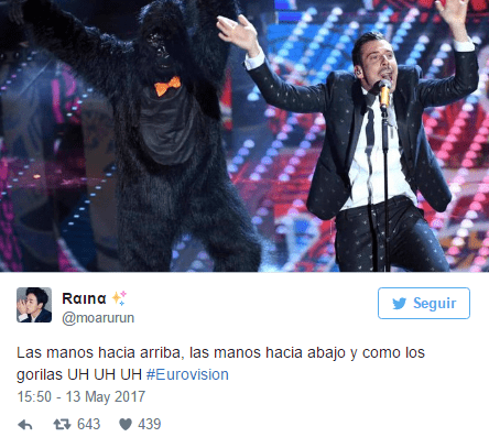 Imagen - Los mejores memes de Eurovisión 2017