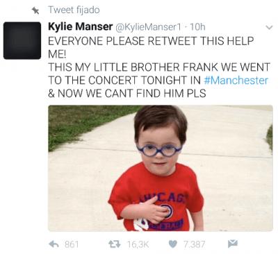Imagen - Cuidado con los bulos en Twitter sobre el atentado de Manchester