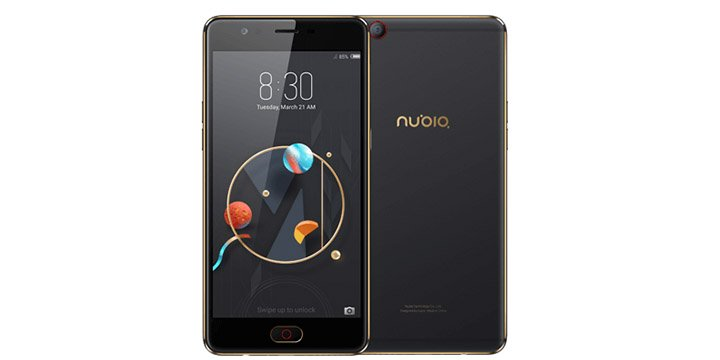 Nubia M2 lite, un móvil barato con buena cámara y pantalla grande