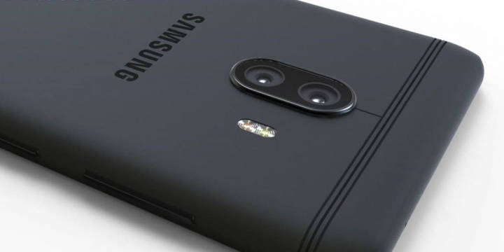 Samsung Galaxy C10, filtrado con doble cámara