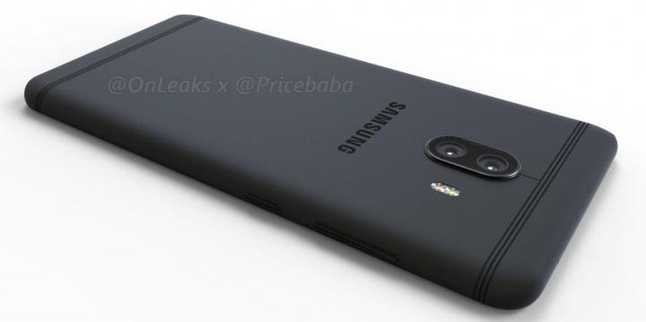 Imagen - Samsung Galaxy C10, filtrado con doble cámara