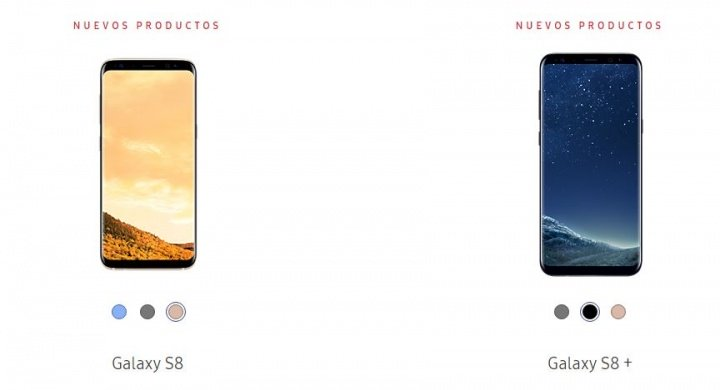 Imagen - Samsung Galaxy S8 y S8 Plus podrían llegar en nuevos colores