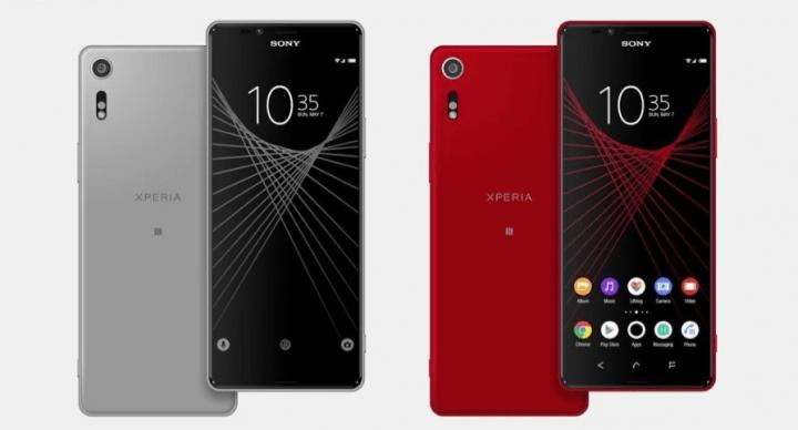 Imagen - Sony Xperia X Ultra tendrá una pantalla como la del S8 o el G6
