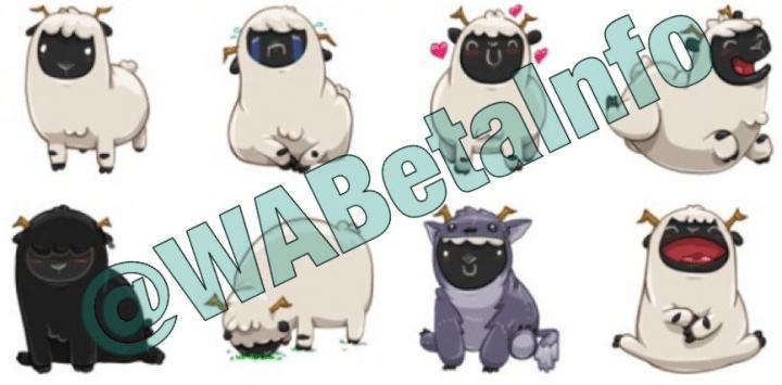 Imagen - WhatsApp tendrá estos stickers: ¡conócelos!