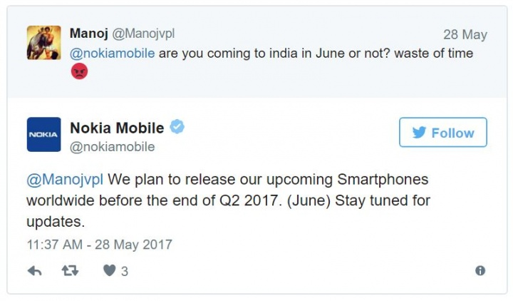 Imagen - Los nuevos móviles de Nokia llegarán a todo el mundo en junio