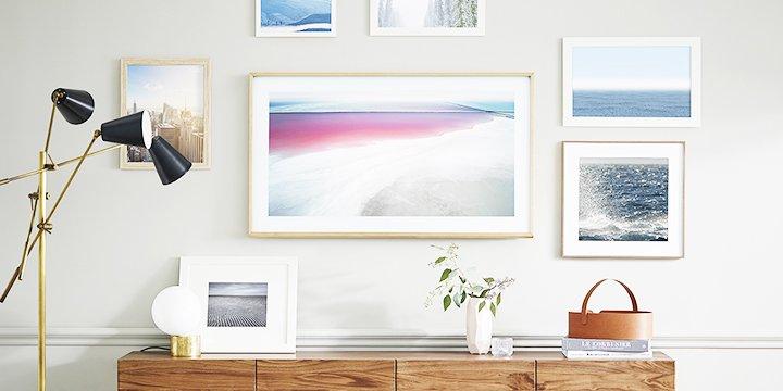 La Tienda de Arte del televisor The Frame añade nueva colección de fotografías