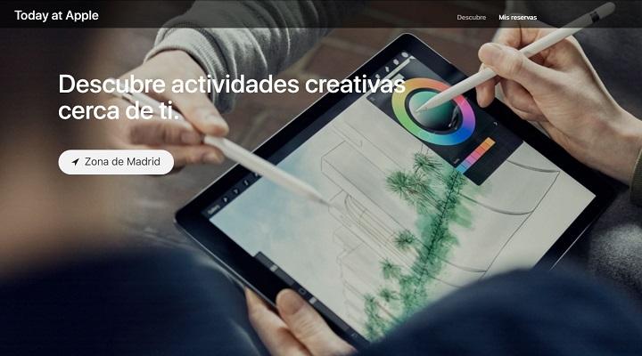 """""""Today at Apple"""", los cursos gratuitos de Apple para aprender a aprovechar la tecnología"""
