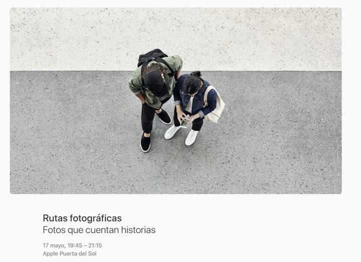 """Imagen - """"Today at Apple"""", los cursos gratuitos de Apple para aprender a aprovechar la tecnología"""