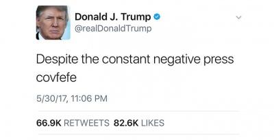 """Imagen - Las mejores bromas sobre """"covfefe"""" de Trump en Twitter"""