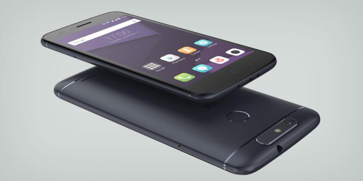 ZTE BLADE V8 Lite, el smartphone compacto con 8 núcleos y huella multifunción