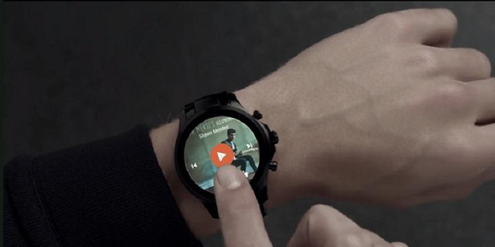 Armani lanzará un reloj con Android Wear