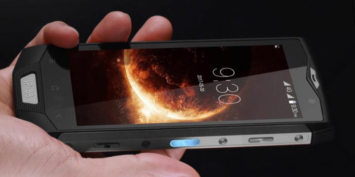 Imagen - Blackview BV8000 Pro, un smartphone rugerizado que resiste agua, polvo y golpes