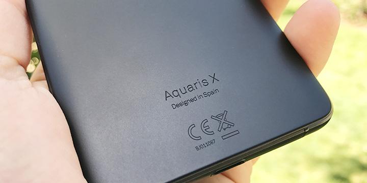 Imagen - Review: BQ Aquaris X, un gama media que cumple lo que promete
