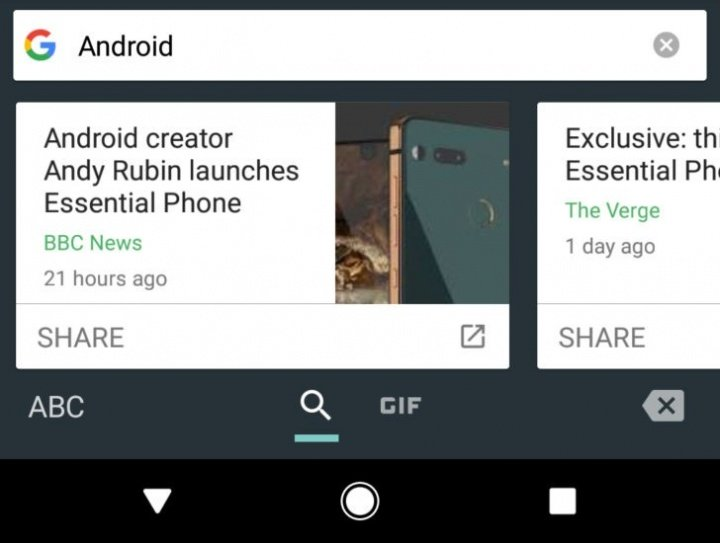 Imagen - Gboard 6.3 beta añade la búsqueda de emojis por dibujo
