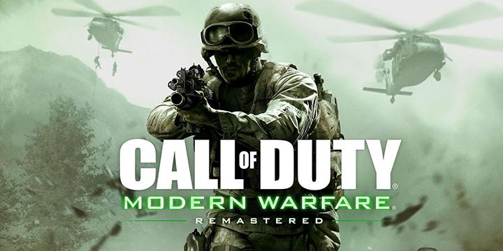 Call of Duty: Modern Warfare Remastered se venderá por separado en breve