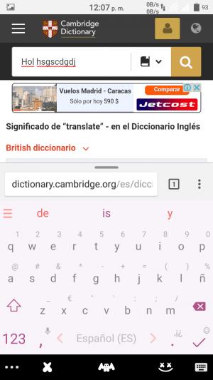 Imagen - Cómo activar el corrector ortográfico de Chrome en Android