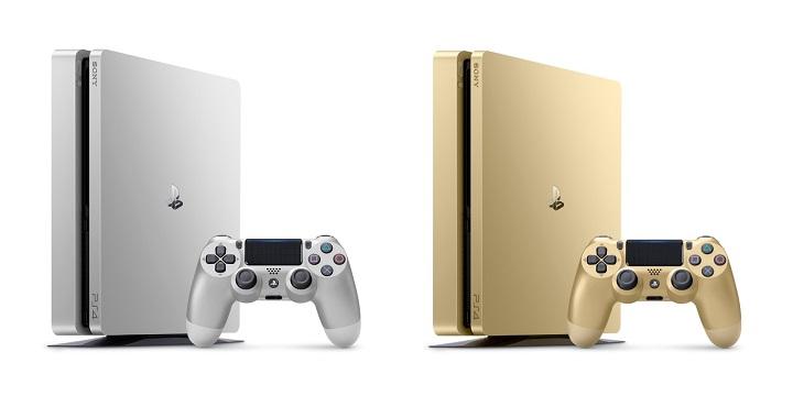 Imagen - PS4 Gold y PS4 Silver, ya a la venta las versiones dorada y plateada de PlayStation 4