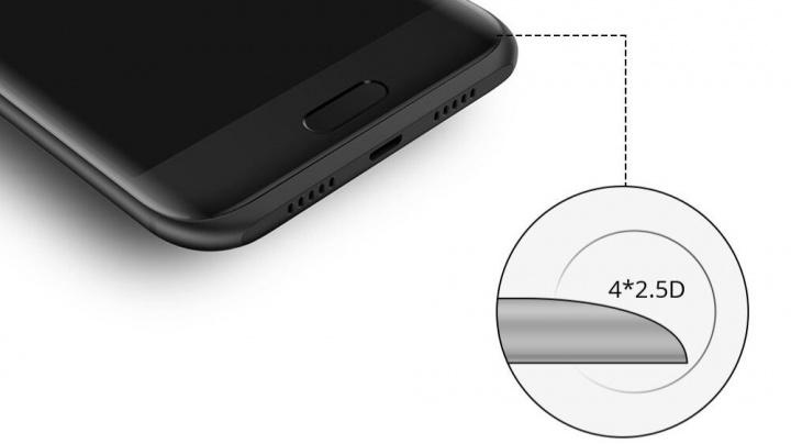 Imagen - Doogee BL5000: una pantalla más curva gracias al vidrio 2.5D mejorado