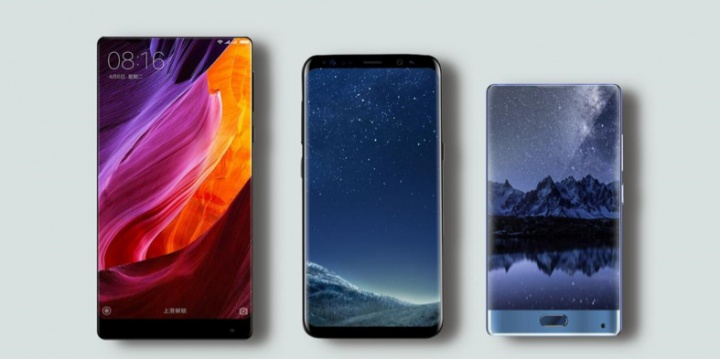 Image - Doogee Mix Plus will be the successor to the Doogee Mix, with Galaxy S8 style display