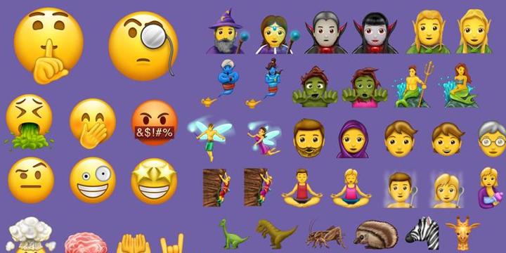 Imagen - Descubre los nuevos emojis, que incluyen el Bitcoin