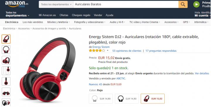 Imagen - 7 auriculares baratos con buena calidad de sonido