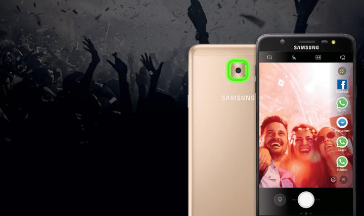 Imagen - Samsung Galaxy J7 Pro y J7 Max ya son oficiales: conoce los detalles