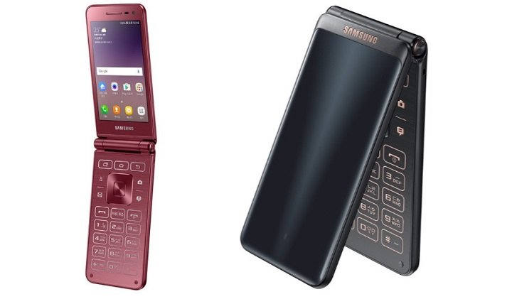 Imagen - Samsung Galaxy Folder 2, así es el nuevo teléfono de tapa