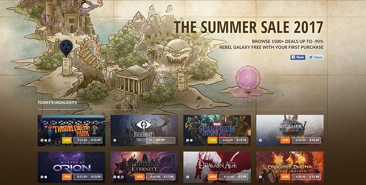 Imagen - GOG aplica grandes rebajas para más de 1.500 juegos en PC