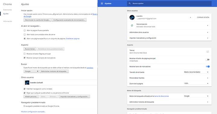 Imagen - Descarga Chrome 59 con más Material Design