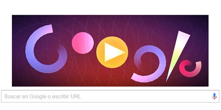Google dedica un Doodle musical a Oskar Fischinger