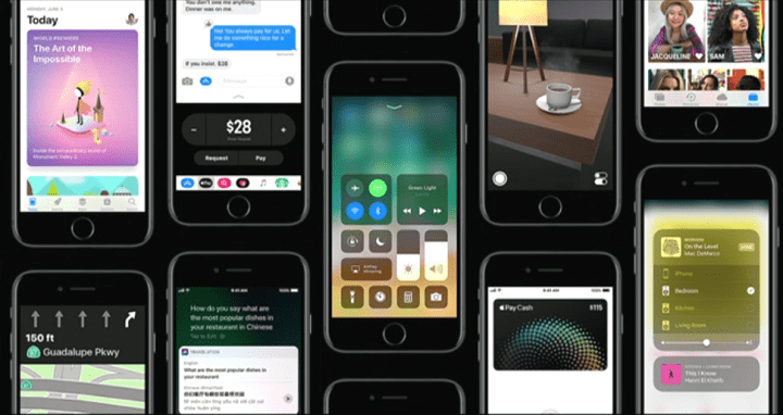 Imagen - Descarga ya iOS 11 para iPhone y iPad