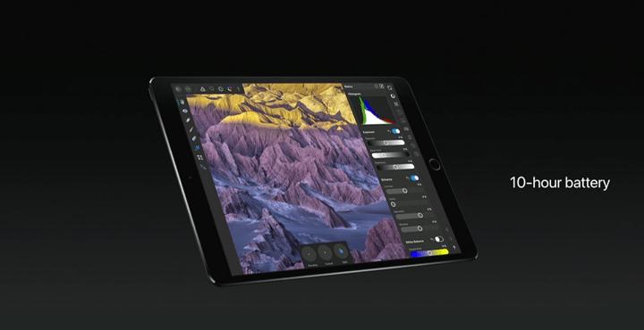 Imagen - Nuevo iPad Pro con pantalla de 10,5 pulgadas e iOS 11
