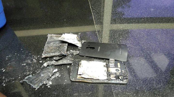 Imagen - Un Lenovo K4 explota sin razón aparente