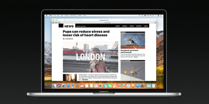 Imagen - macOS High Sierra trae la realidad virtual y un mayor rendimiento a los Mac